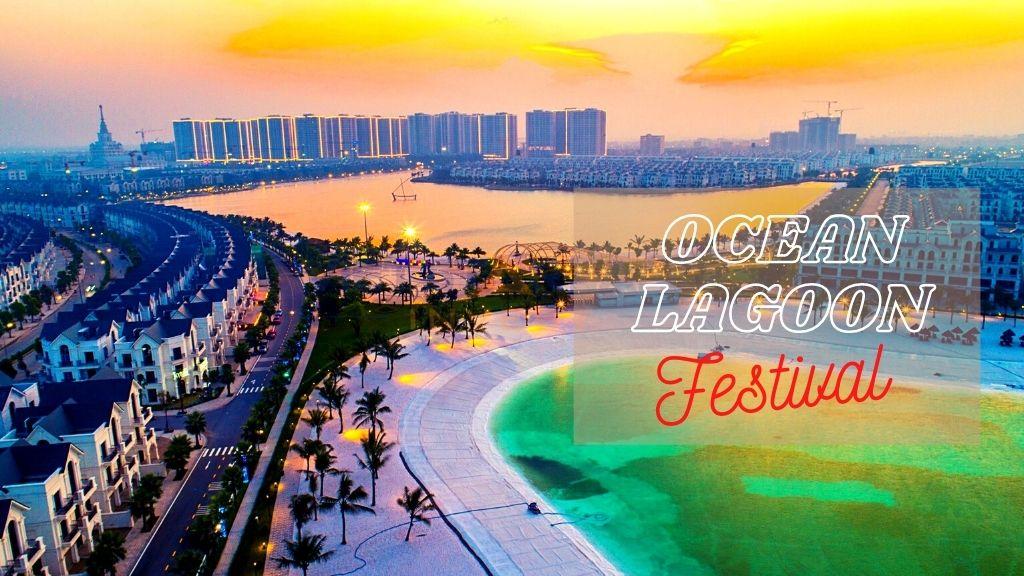 Khai Trương Biển Hồ Nước Mặn Vinhomes Ocean Park