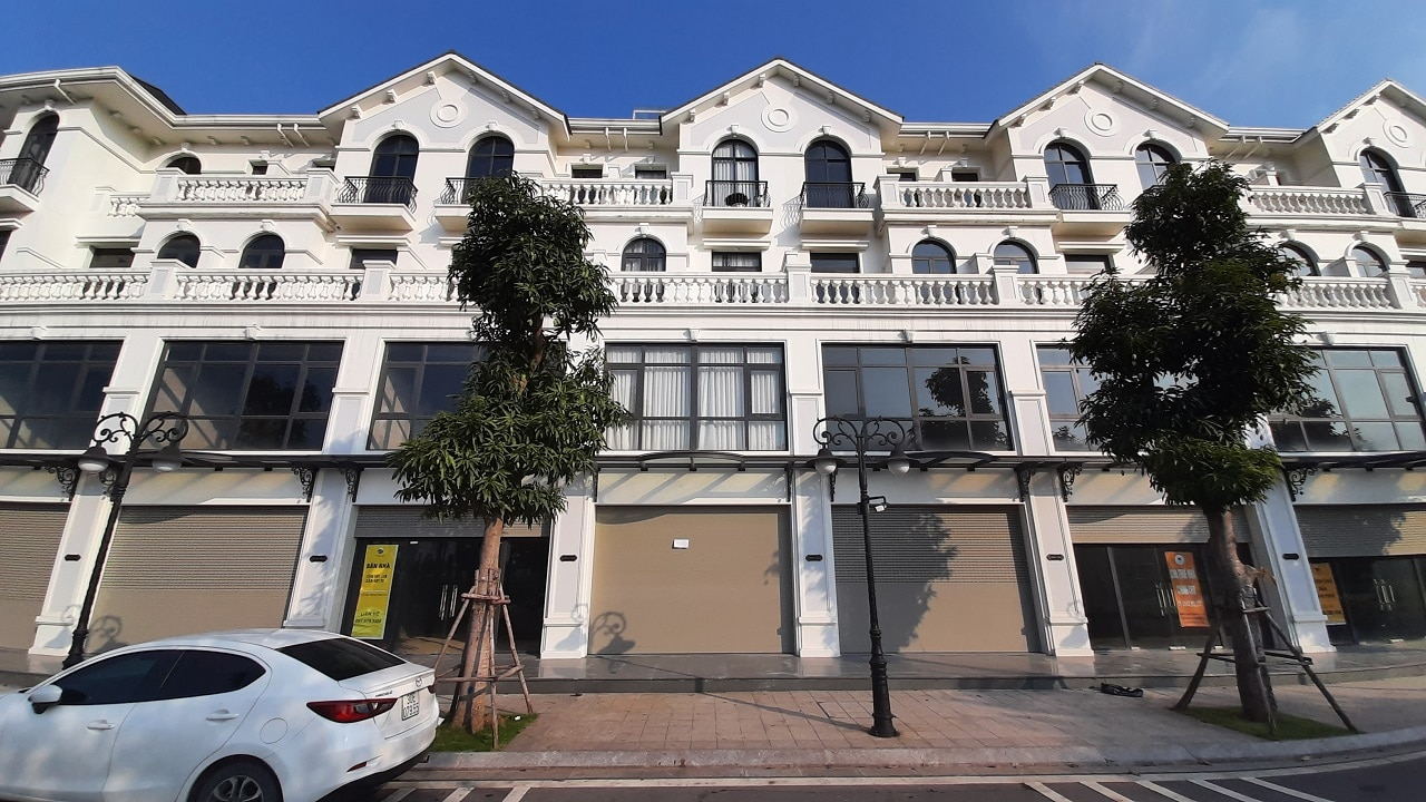 Shophouse sao biển sb01-238
